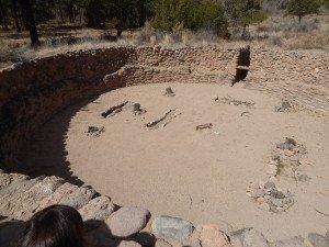 Kiva (lieux utilisé pour les rites religieux)